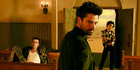 amc live streamed preacher on live business insider how preacher actors were cast business insider