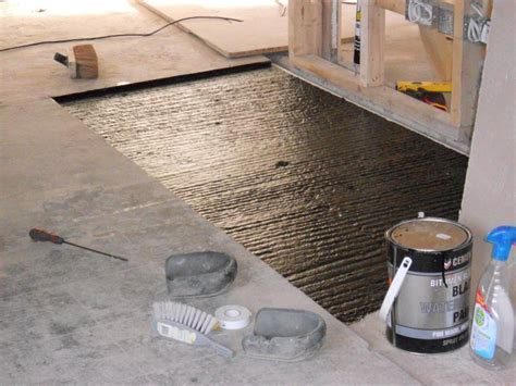 repairing cracked concrete floor ?   DIYnot Forums