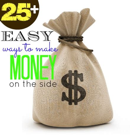 Making Money On The Side Online - make money on the side canada make money online no charge
