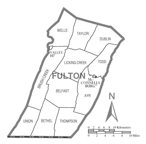 map of fulton county maps of fulton county