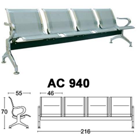 Daftar Kursi Chairman kursi tunggu chairman type ac 940 daftar harga furniture