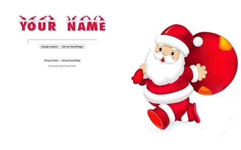 google images santa claus santa google theme