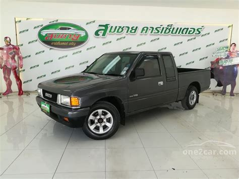 isuzu tfr 1993 space cab 2 5 in ภาคตะว นออก manual pickup ส เทา for 165 000 baht 4481686
