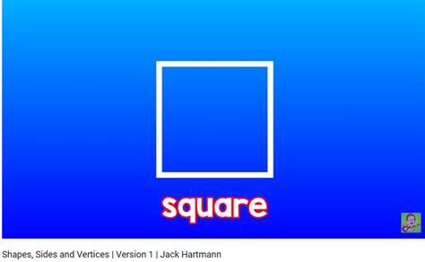 shapes sides  vertices version  jack hartmann