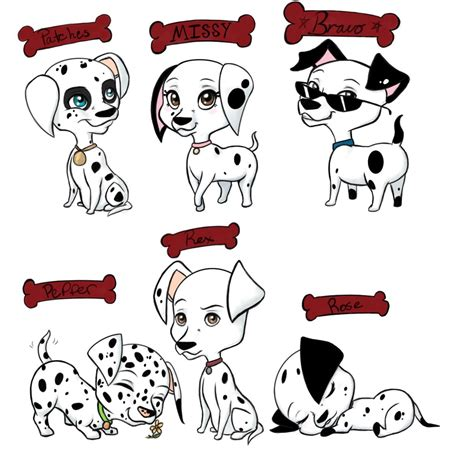 dalmatian puppy names 101 dalmatians puppy names pictures to pin on pinsdaddy