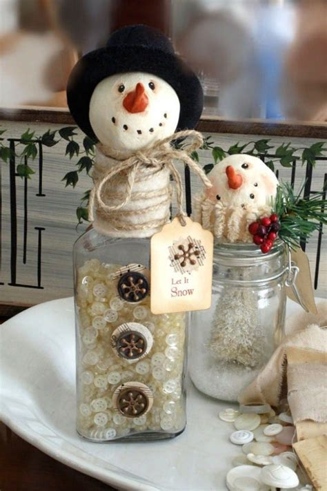 7 Great Pieces Of Snowman Decor by 29 Cool Snowmen Decoration Ideas To Make