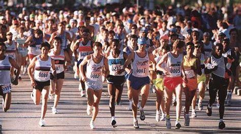 Fifteen Waiter Running The Marathon 2 by Is A Race Leke Ojikutu