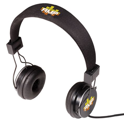 comfort headphones custom business gifts less than 15 00 promotional