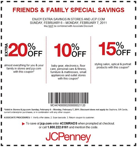 jcpenney printable coupons usa printable coupons jcpenney coupons