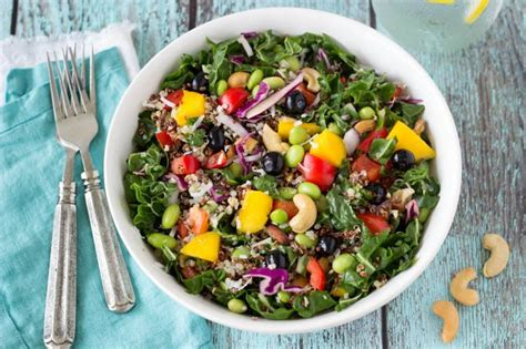 What Exactly Are Superfoods by Superfood Salad With Cashew Dressing Simple