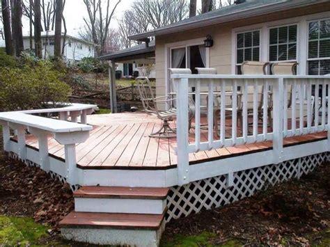 small backyard decks backyard decks ideas for small yards