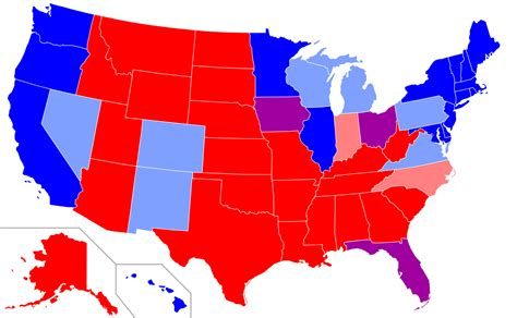 united states map showing and blue states file state blue state svg wikimedia commons