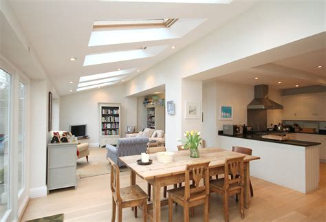 Open Concept Living Room Dining Room Kitchen by Timperley Mayfield Close 187 Ian Macklin Amp Company