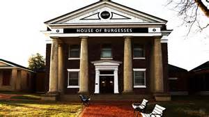 the house of burgesses chapter 5