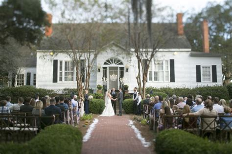 Tallahassee Garden Club by Award Winning Wedding Venue Tallahassee Garden Club
