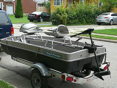 pond prowler boat pond prowler boat boats for sale