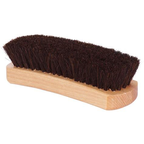 Shoo Brush professional 8 25 quot shoe shine brush bristles