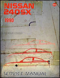 how to download repair manuals 1990 nissan datsun nissan z car electronic valve timing 1990 nissan 240sx repair shop manual original