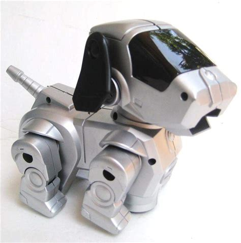 robot puppies mysterious running robot future pup t 2000 the robot s web site