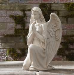 Angel Sculptures by Outdoor Angel Statues Sears Com