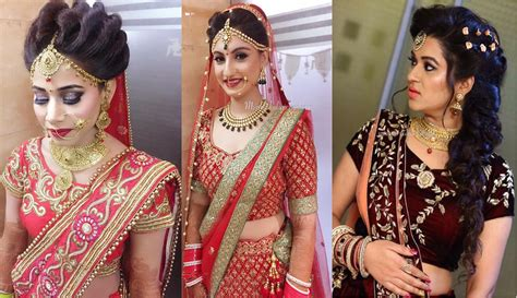 best bridal makeup artists in delhi top 15 with photos freelance makeup artist new delhi fay blog