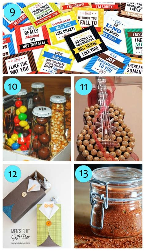 snacks for gifts 101 diy gifts for him