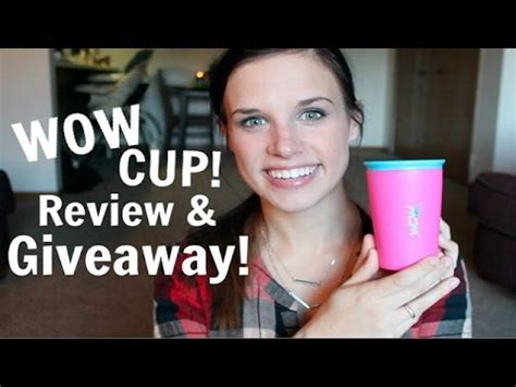 Wows Giveaway - vaso wow cup kids doovi