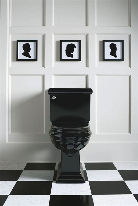 black toilet bathroom design 25 best ideas about black toilet on pinterest