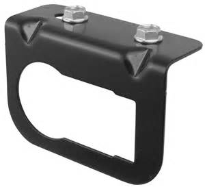 replacement mounting bracket for hopkins 7 and 4 pole