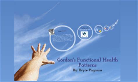 functional pattern en français gordon s functional health patterns by bryce paganas on prezi