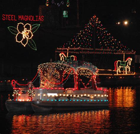 Angie Kay Dilmore N Is For The Natchitoches Christmas Lights In Natchitoches