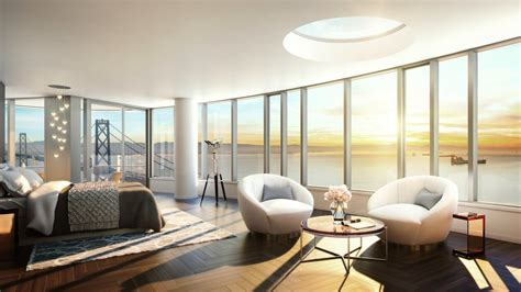 two bedroom apartments in san francisco most expensive penthouses in the world san francisco i