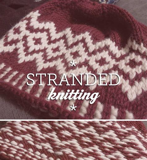 color stranded knitting stranded knitting adventures in color