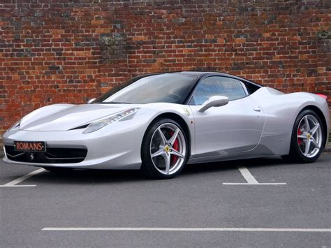Ferrari 458 Berlinetta ferrari 458 italia berlinetta automatic for sale