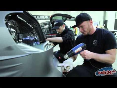 Folie Am Auto Anbringen by Autofolie Anbringen Mit Dem Steinel Hei 223 Luftgebl 228 Se Youtube