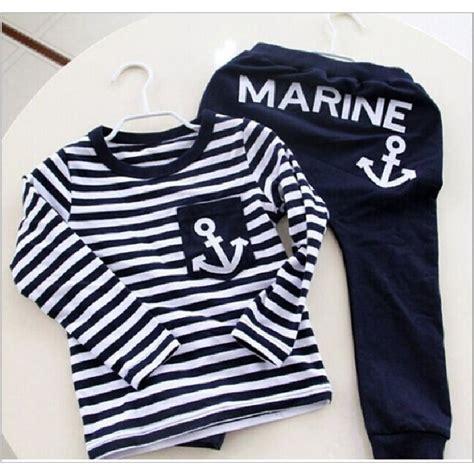 Set Morinie Navy get cheap sailor trousers aliexpress alibaba