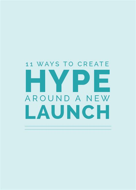 7 Ways To Mak A City Your New Home by 11 Ways To Create Hype Around A New Launch