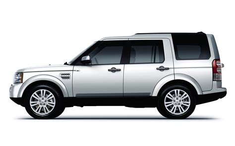 2012 Land Rover Lr4 Profile Photo 5