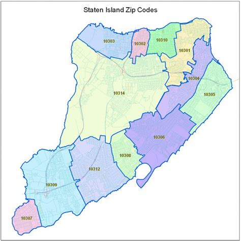 sections of staten island staten island zip code map jorgeroblesforcongress