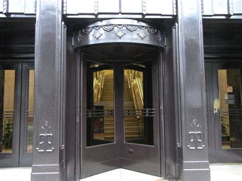 Build Front Door File Hk 中環 Central 中國銀行大廈 Bank Of China Building Front Door 旋轉門 Revolving Door June 2010 Jpg