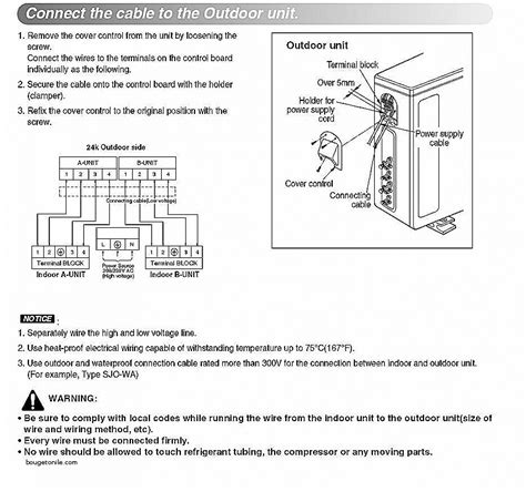 pioneer mini split wiring diagram pioneer mini split tech