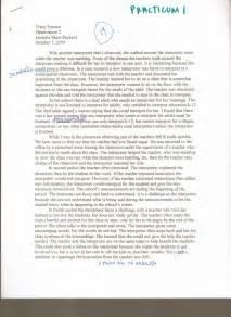 Portfolio: Sample Logs from Practicum