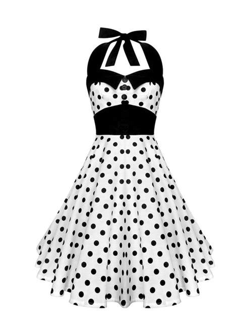 Mayra Polka mayra polka dot dress vintage rockabilly pin
