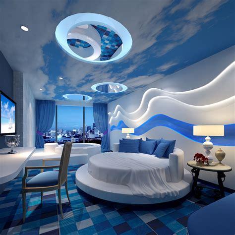 cosmic bedroom beibehang papel de parede galactic cosmic large mural ktv