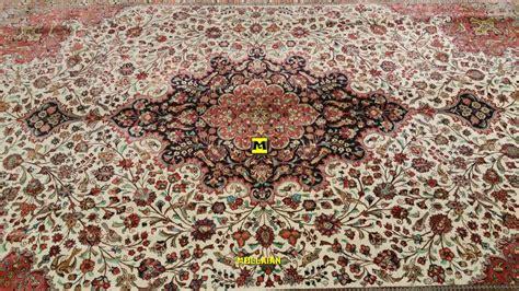 tappeti persiani seta tappeto qum mollaian tappeti orientali