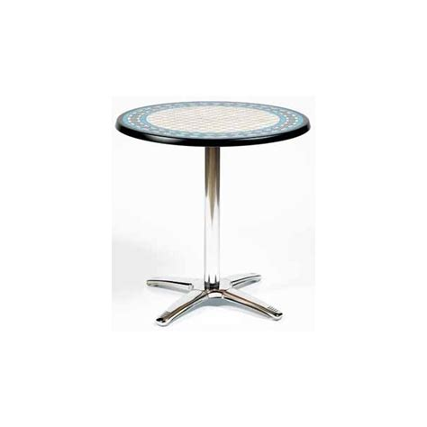 mezzi metal table base from ultimate contract uk
