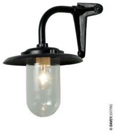 outdoor corner wall light davey 7677 exterior bracket light 60w corner fork black