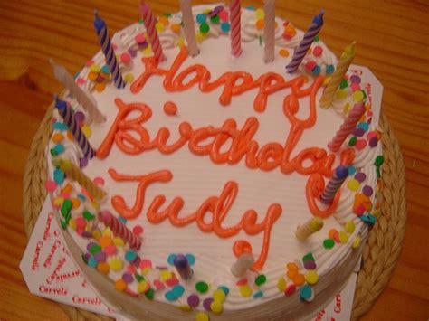 Happy Birthday Judy   Carvel coffee/vanilla ice cream cake w   Flickr