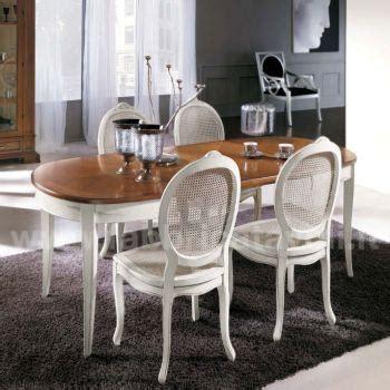 tavoli ovali bianchi produzione e vendita tavoli ovali