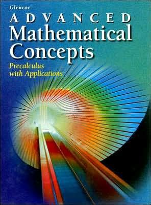 advanced design vankleek hill advanced mathematical concepts precalculus with